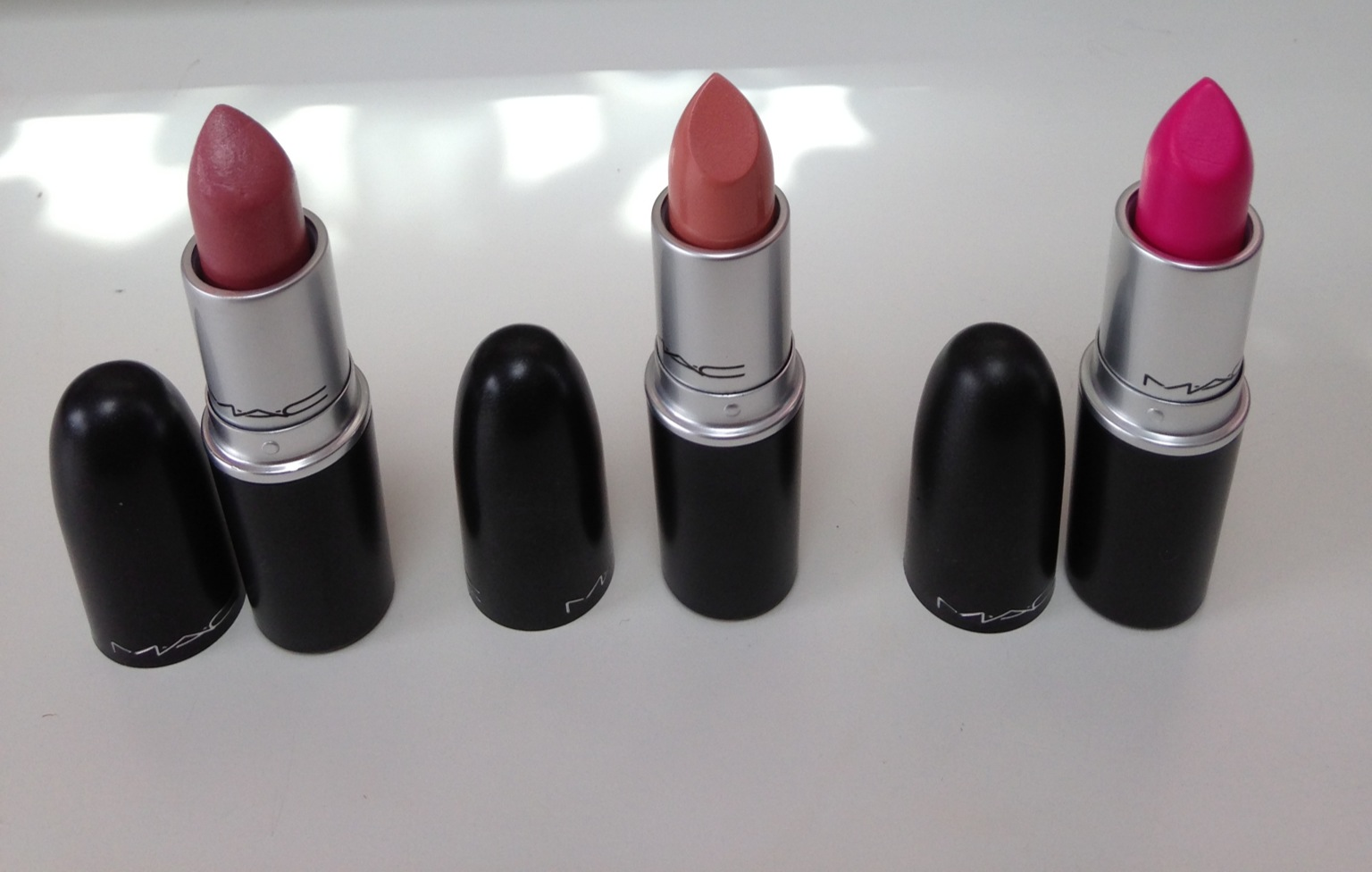 My Latest MAC Lipstick Purchases – Mini Review