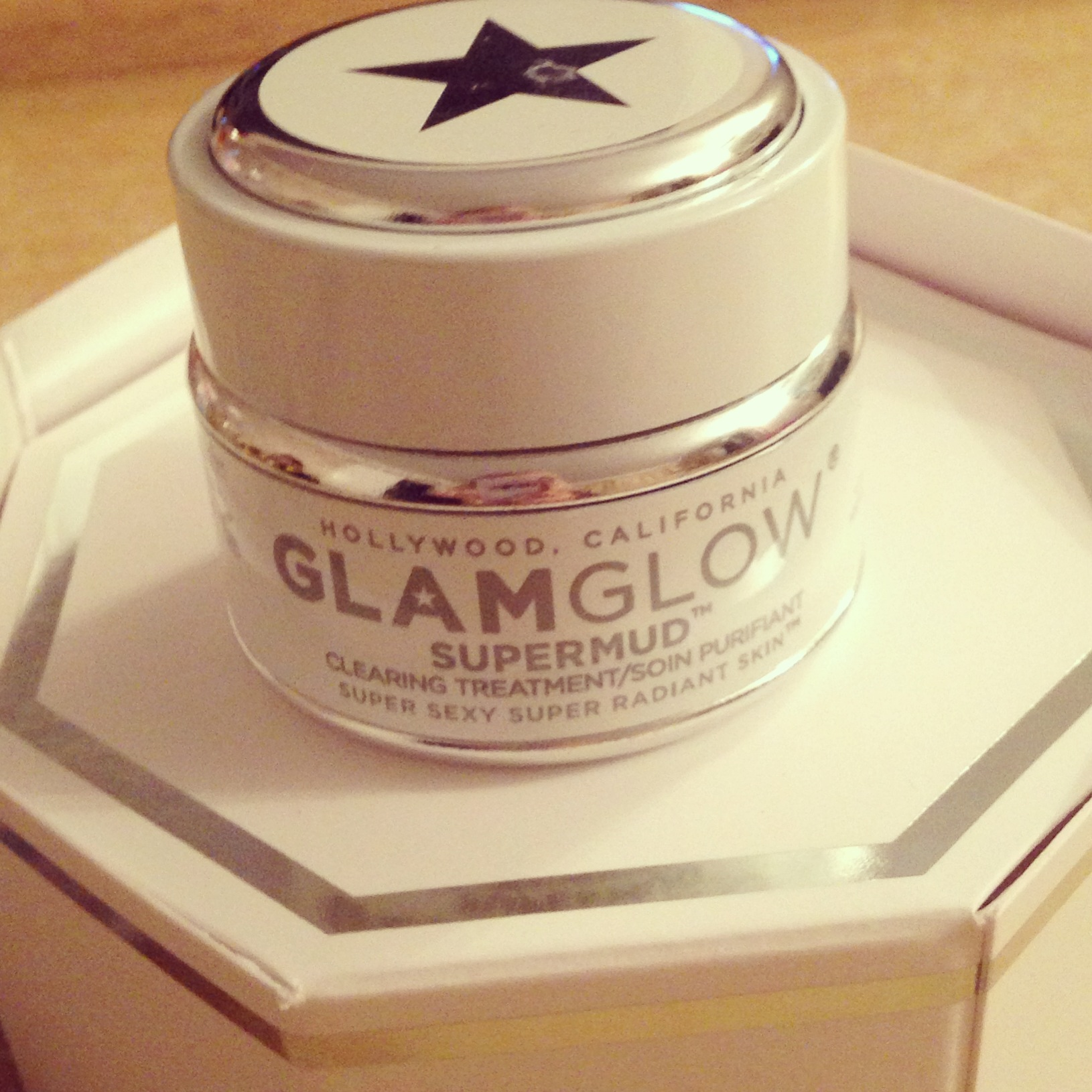GLAMGLOW SUPERMUD Clearing Treatment ~ Review
