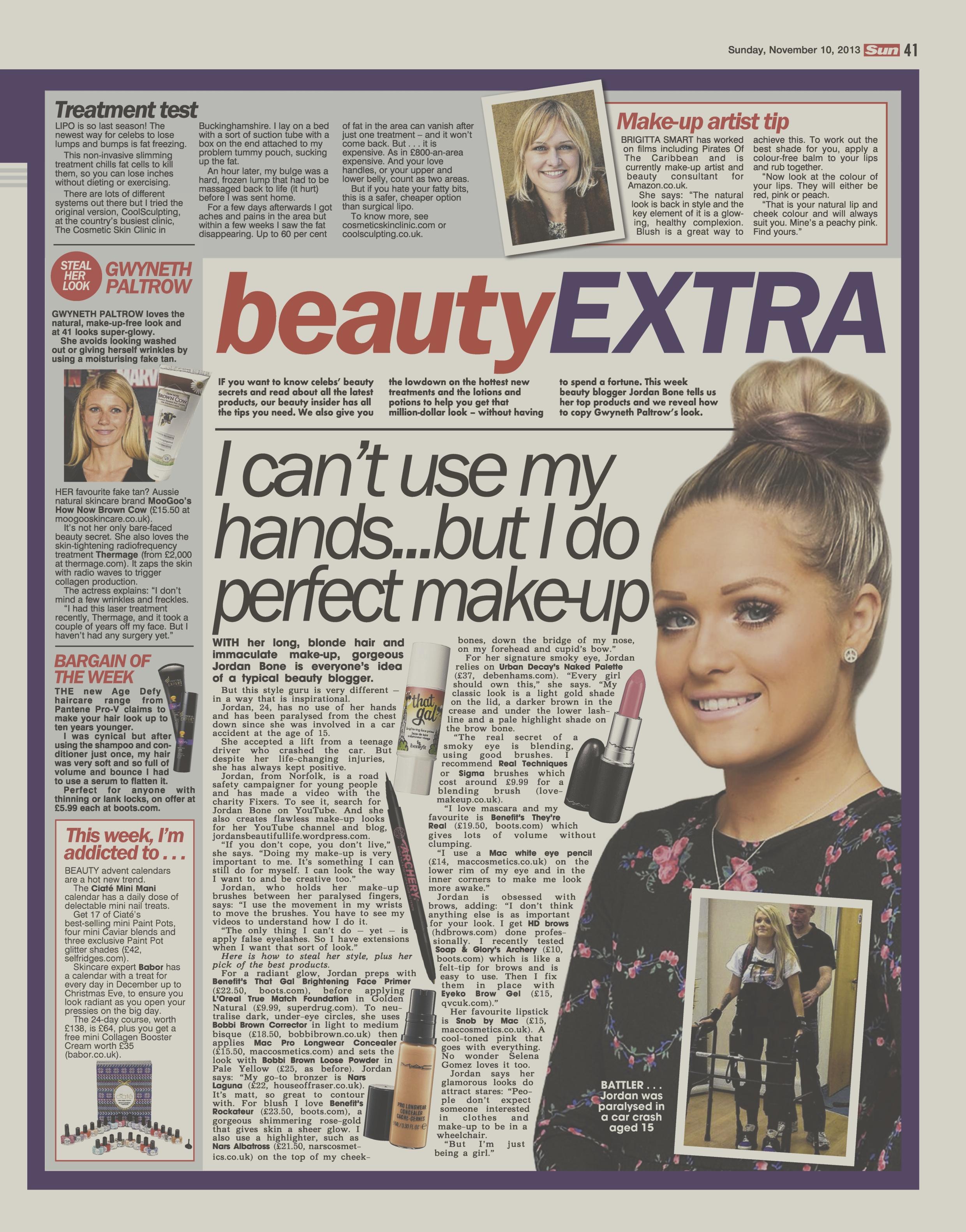 Beauty Extra!
