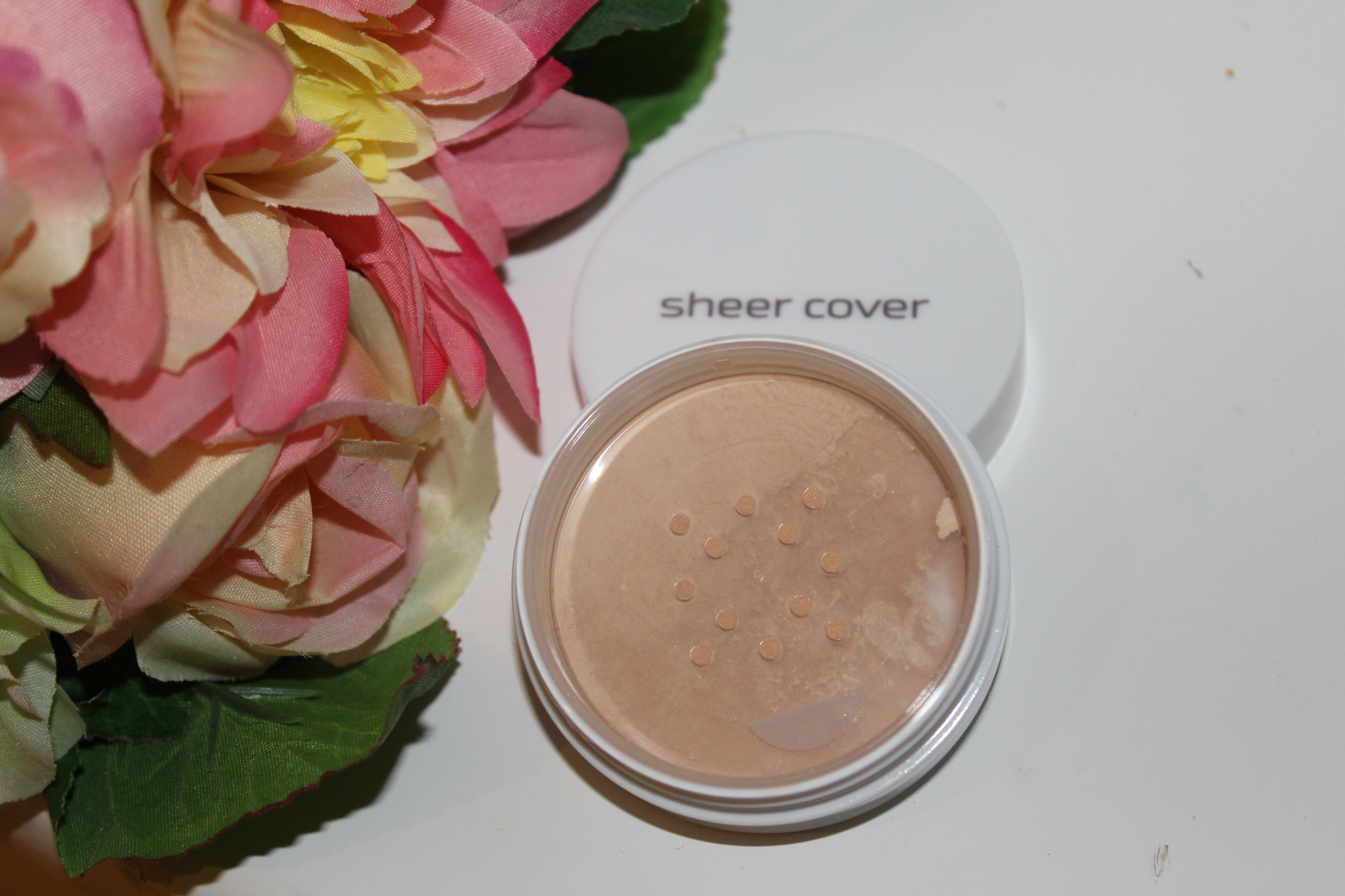 Sheer Cover Mineral Makeup Jordan S