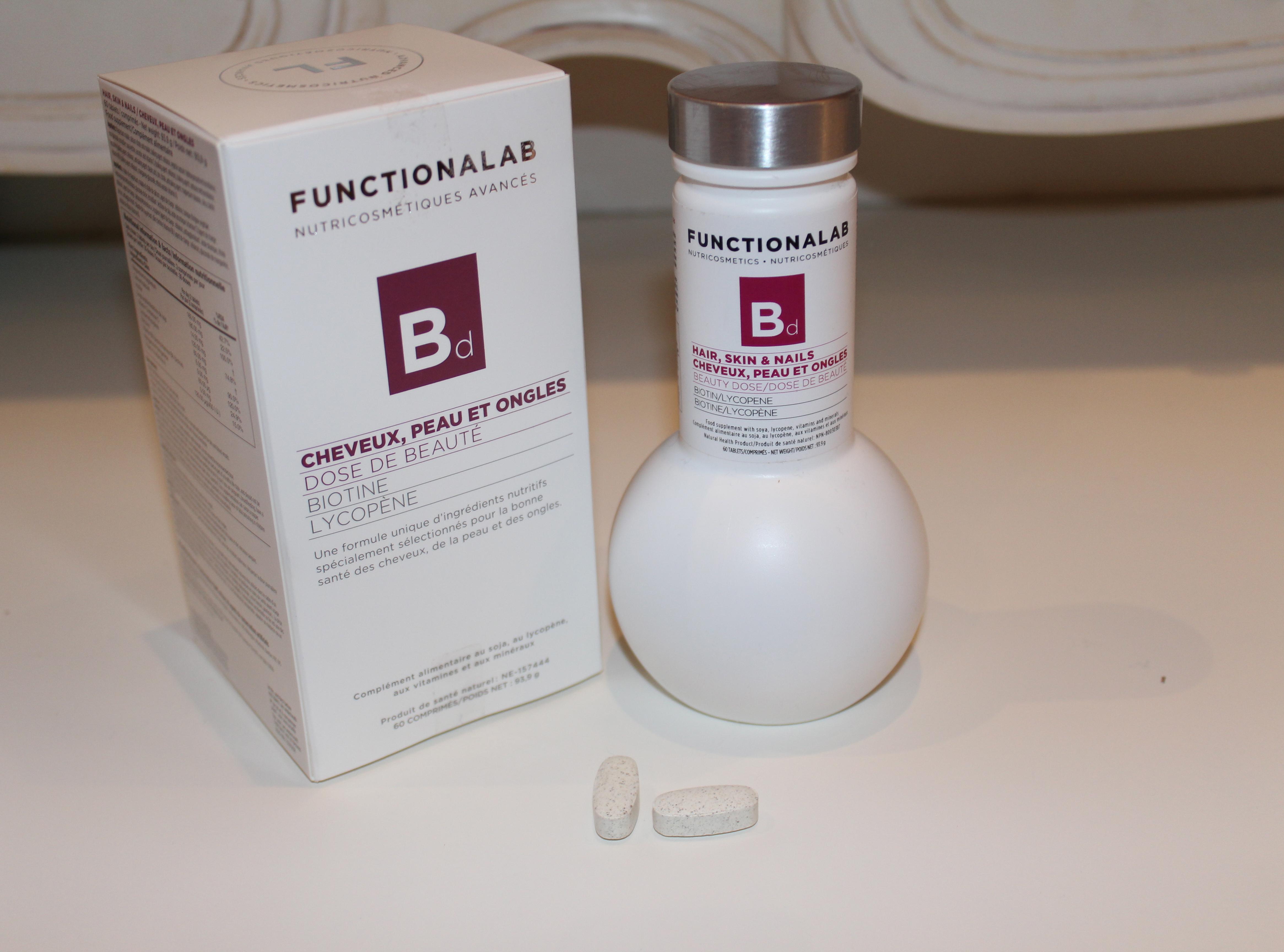 Functionalab ~ Hair, Skin & Nail Supplement
