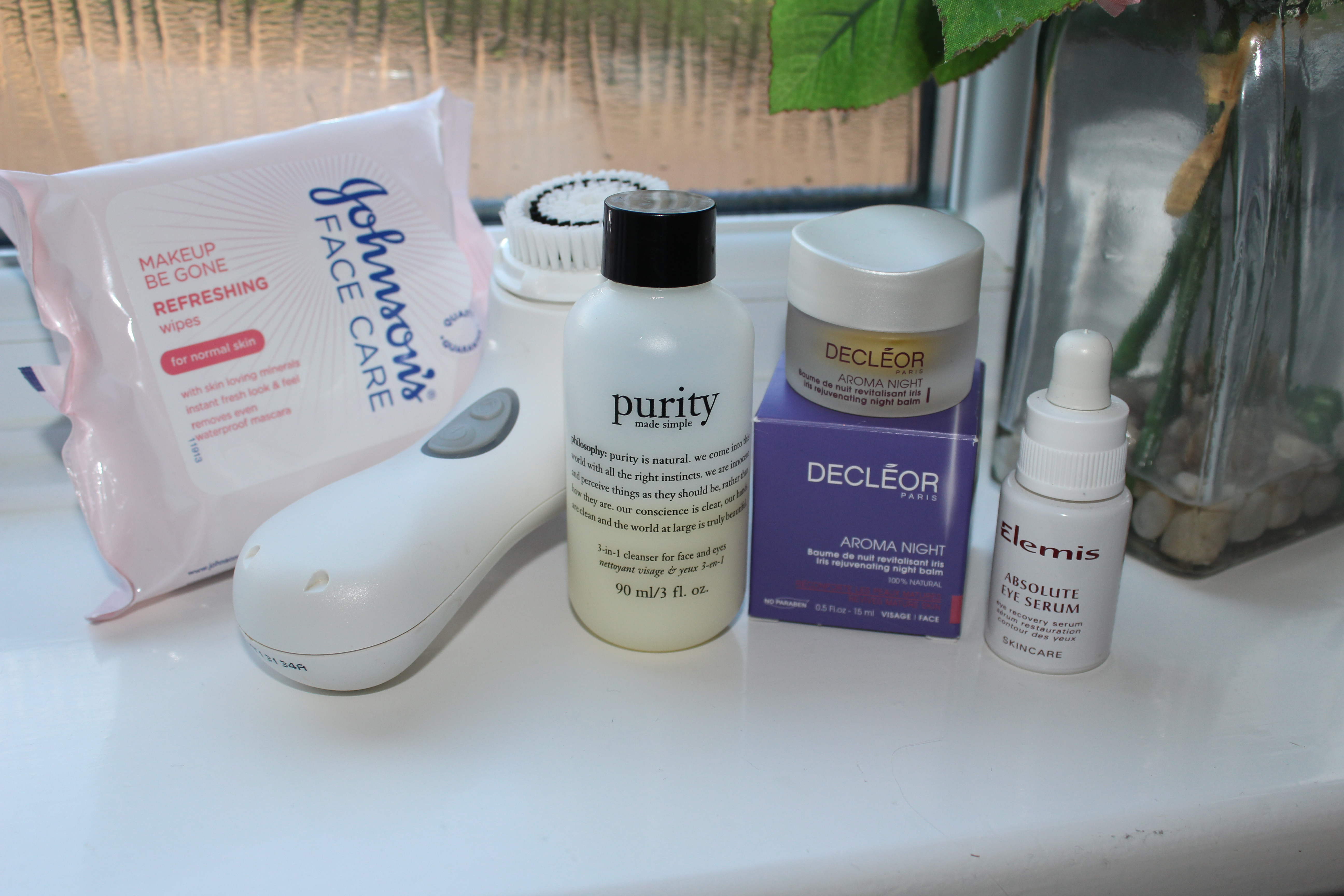 Facial care products my beautiful