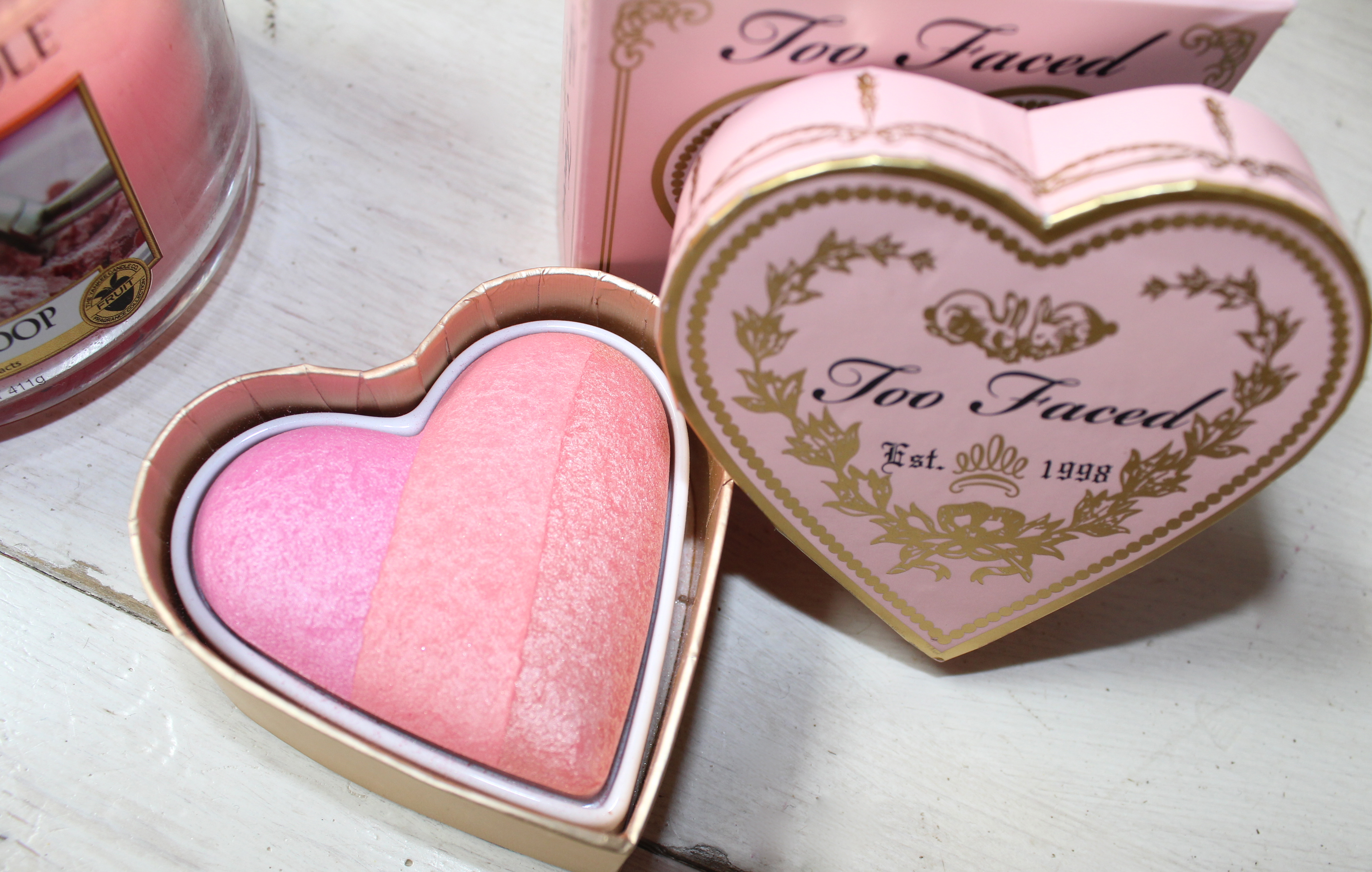 Too Faced Sweethearts Perfect Flush Blush ~ Candy Glow