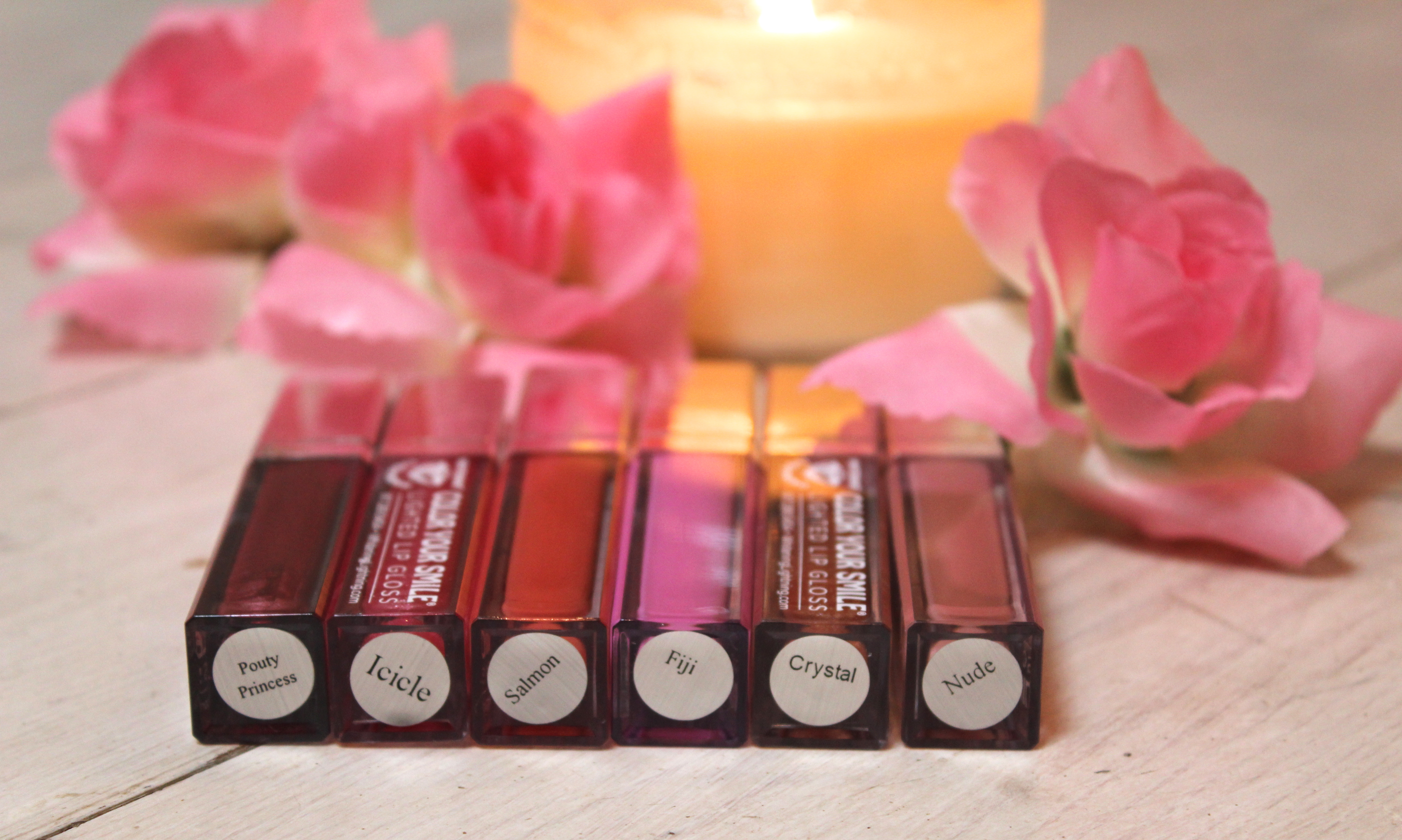 Whitening Lightning Color Your Smile Lipgloss Review