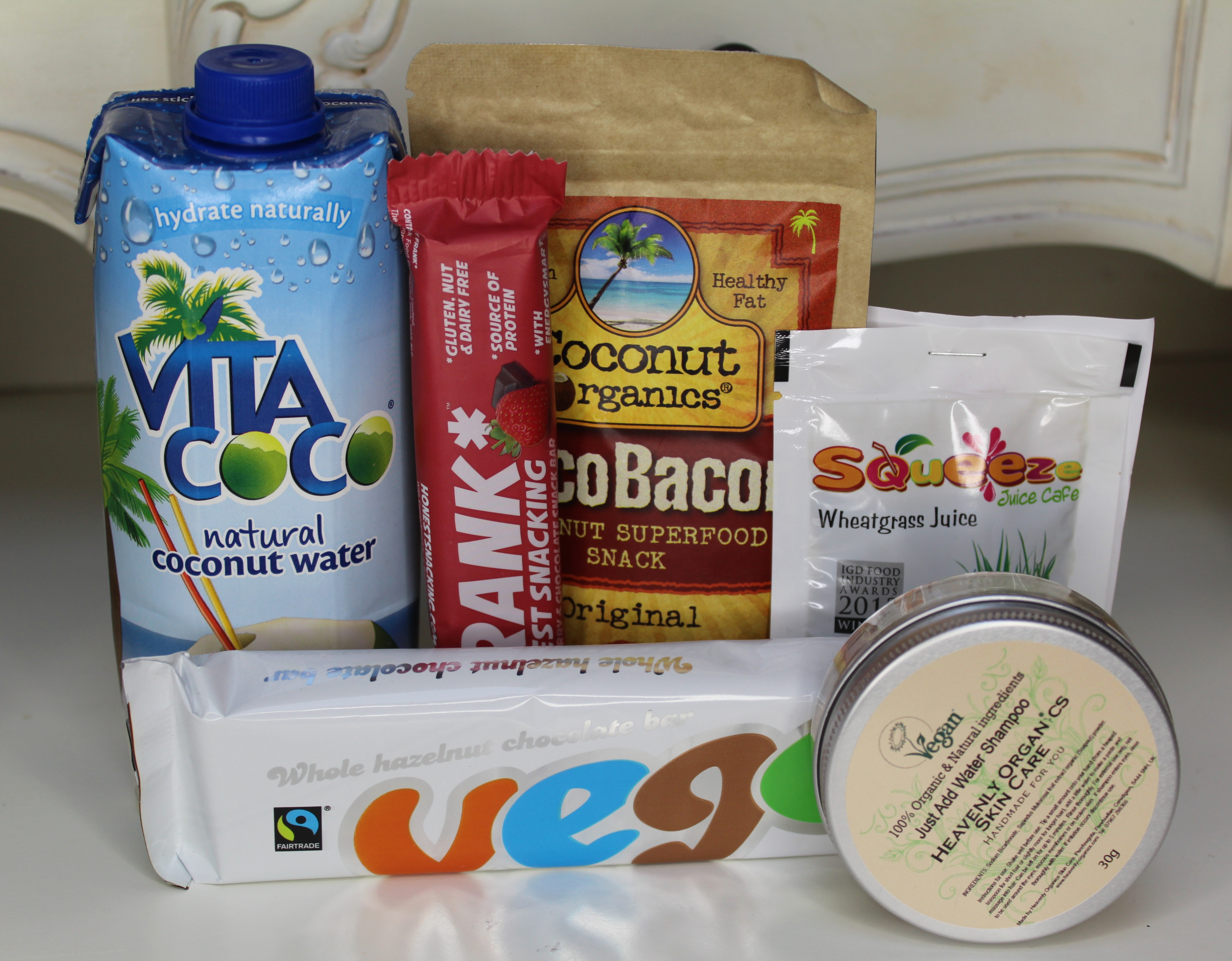 The Vegan Kind Subscription Box ~ July 2014