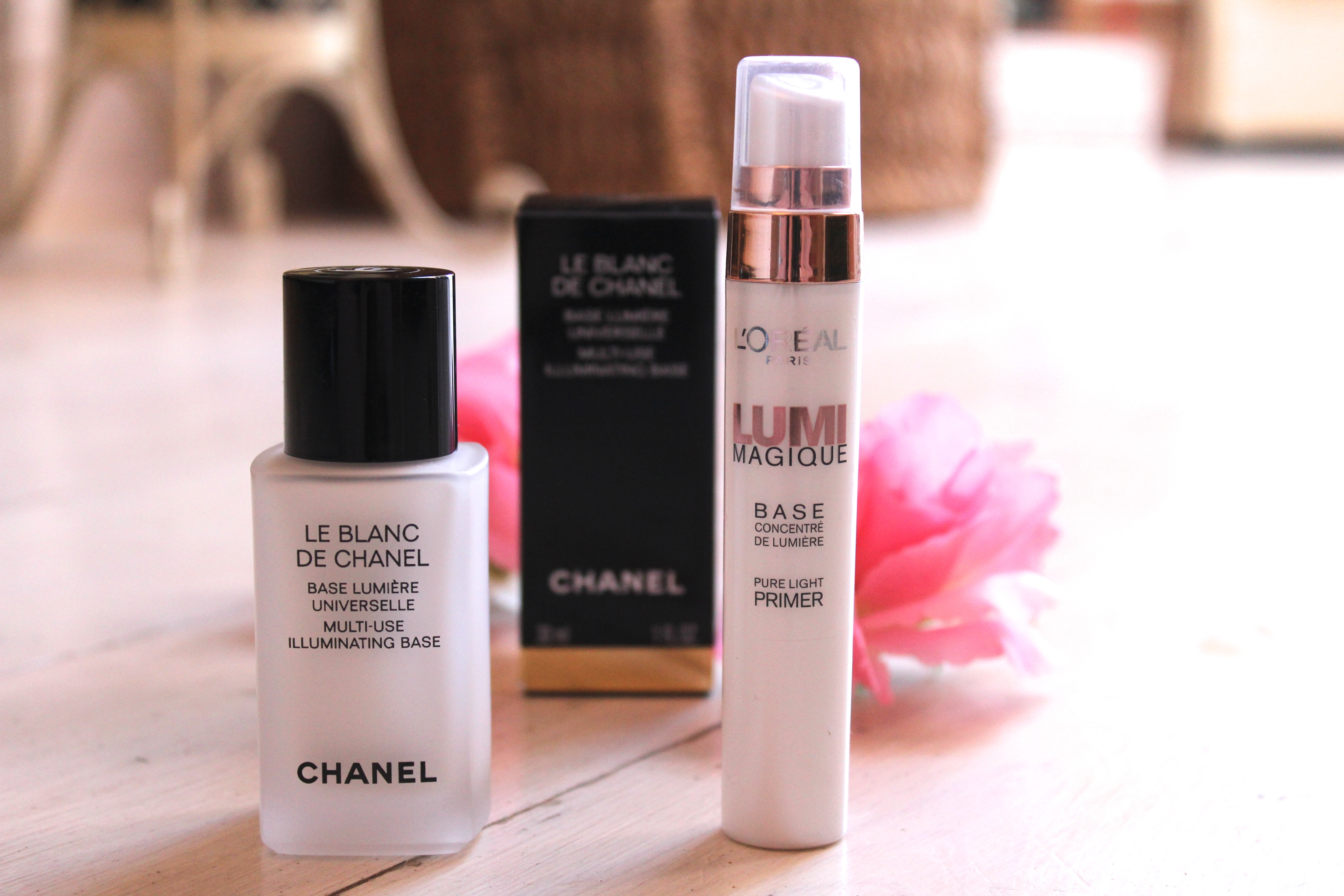 Chanel Vs L Oreal