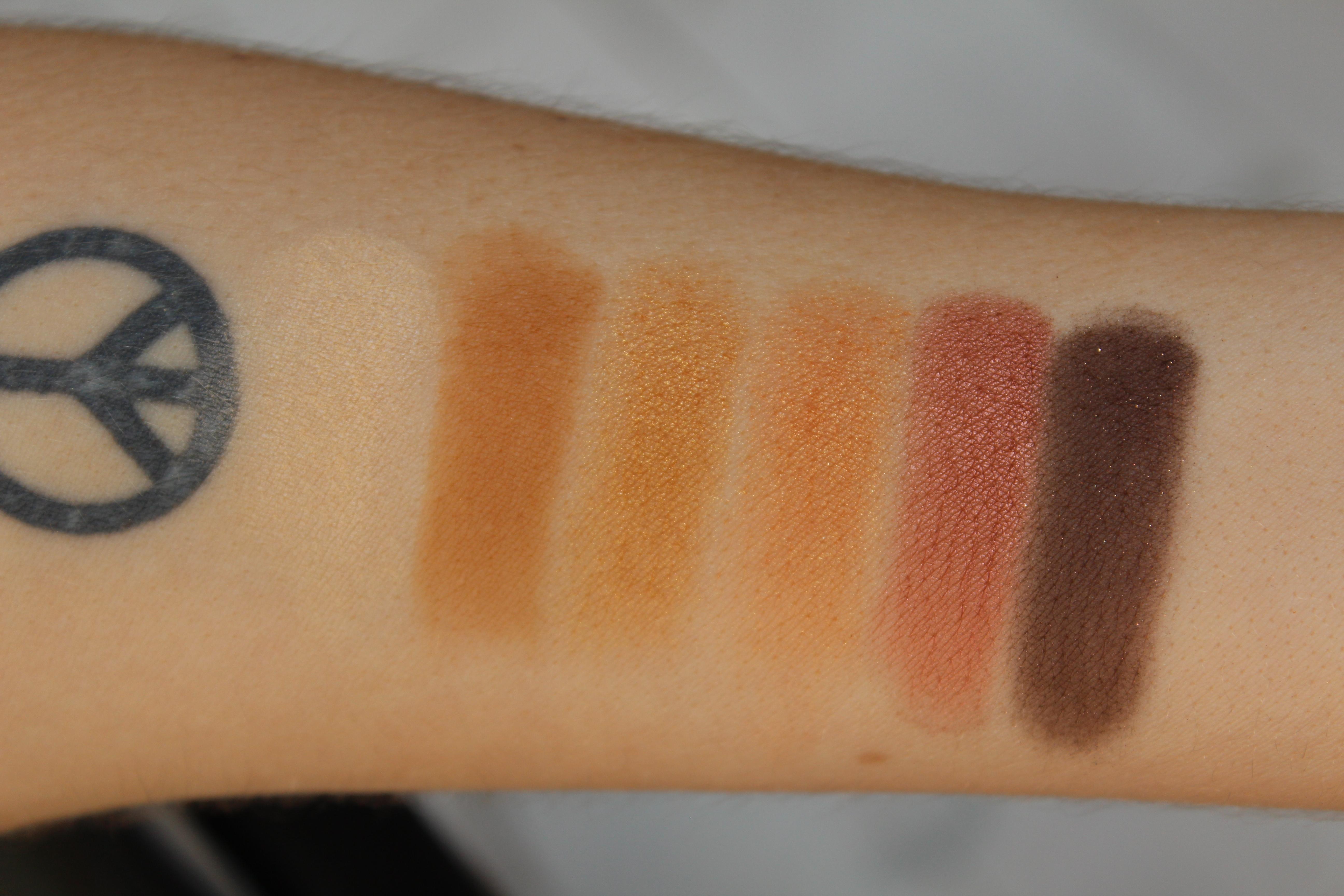 Makeup Geek Vegas Lights Palette | Review, Swatches & Tutorial