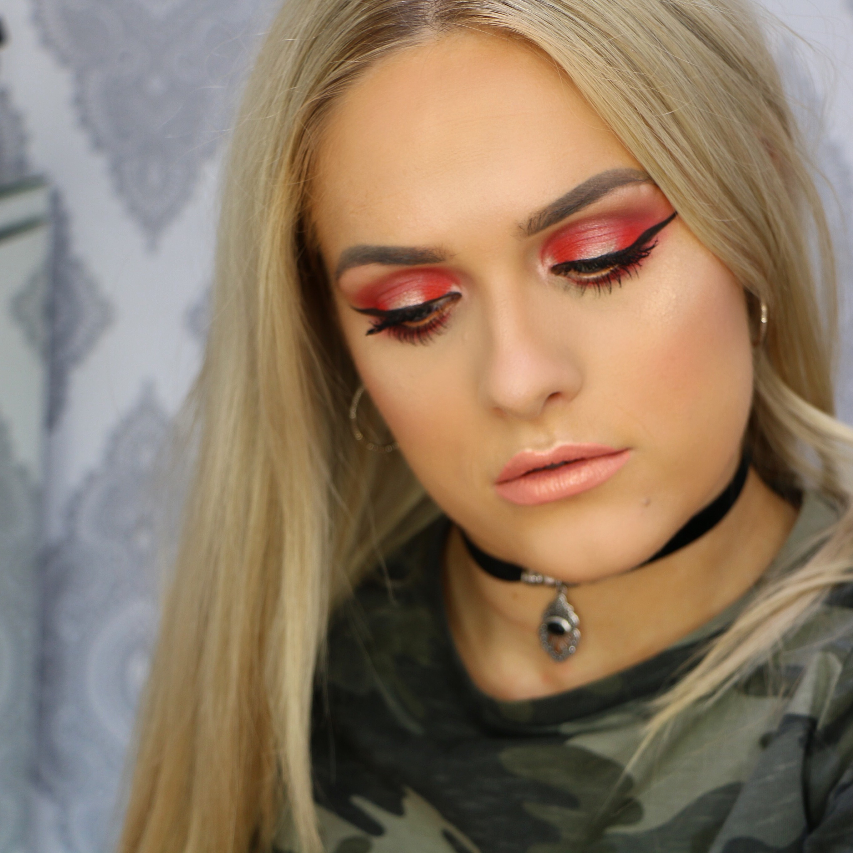 Summer Punk Halo Eye Tutorial & Product List