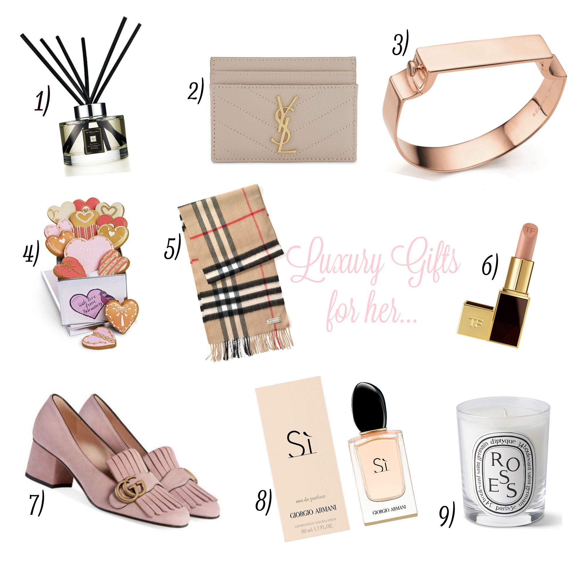 Wonderful Beautiful Presents For Her Part - 14: Luxe For Her ...